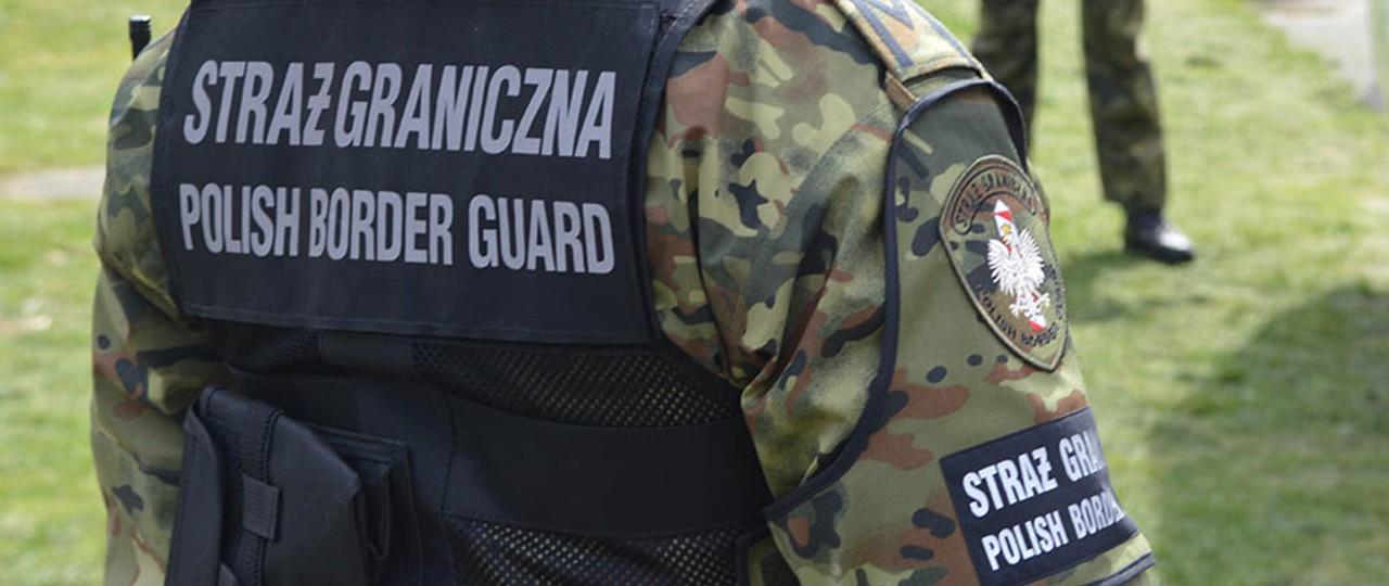Komunikat MSWiA w sprawie działań Straży Granicznej w gdańskim porcie